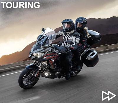 motocykle turystyczne